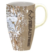 Realtree Snowy Archer Latte Mugs (8127001)