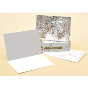 Realtree Snowy Archer Boxed Note Cards (8450100)