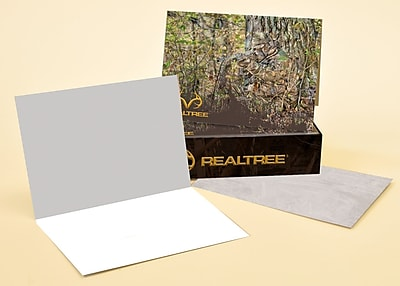 Realtree Woodland Hunter Boxed Note Cards (8450101)