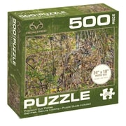 Realtree Woodland Hunter 500 Piece Puzzles (8640043)