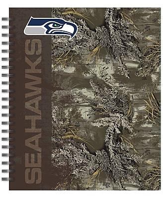 NFL Seattle Seahawks Spiral Bound Sketchbooks (8720605)