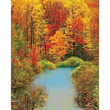 Springbok Puzzles Autumn Reflection 1500 Piece Jigsaw Puzzle (33-15492)