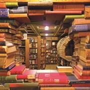 Springbok Puzzles Book Shop 500 Piece Jigsaw Puzzle (33-02522)