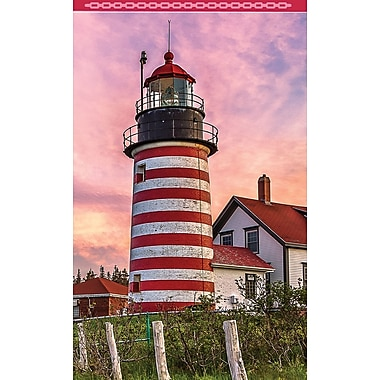 Springbok Puzzles Lighthouses Bridge Tally Sheets Playing Cards Accessory (91-64025)