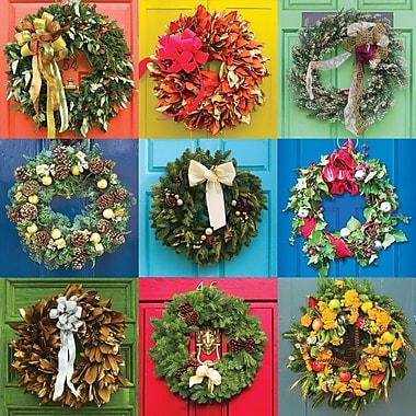 Springbok Puzzles Wreaths 500 Piece Jigsaw Puzzle (34-02518)