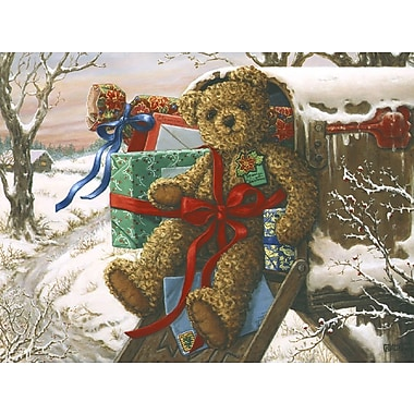 Springbok Puzzles Holiday Delivery 1000 Piece Jigsaw Puzzle (34-10720)