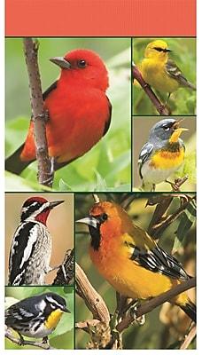 Springbok Puzzles Songbirds Bridge Score Pads Playing Cards Accessory (91-67019)