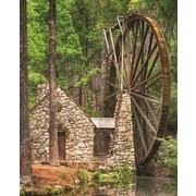 Springbok Puzzles Water Wheel 1000 Piece Jigsaw Puzzle (33-10813)