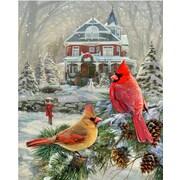 Springbok Puzzles Cardinal Holiday Retreat 1000 Piece Jigsaw Puzzle (34-10710)