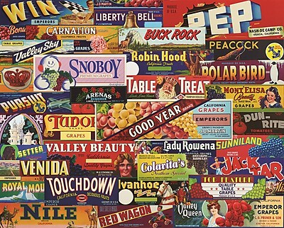 Springbok Puzzles Table Treats 1500 Piece Jigsaw Puzzle (33-15503)