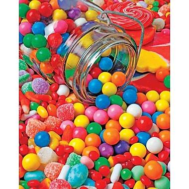 Springbok Puzzles Gumballs & Gumdrops 1000 Piece Jigsaw Puzzle (33-10589)