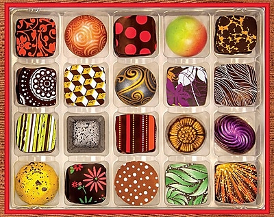 Springbok Puzzles Chocolate Artistry 1000 Piece Jigsaw Puzzle (33-10753)