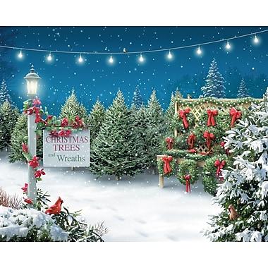 Springbok Puzzles Christmas Tree Lane 1000 Piece Jigsaw Puzzle (34-10758)