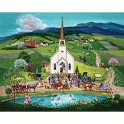 Springbok Puzzles Spring Wedding 1000 Piece Jigsaw Puzzle (33-10772)