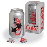 Springbok Puzzles Diet Coke 3-D Can Puzzle 40 Piece 3D Puzzle (41-00017)