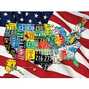 Springbok Puzzles State Plates 400 Piece Jigsaw Puzzle (33-70516)