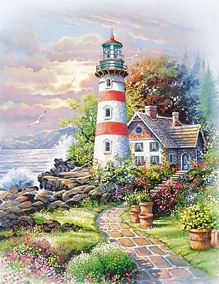Springbok Puzzles Signal Point 500 Piece Jigsaw Puzzle (33-01513)