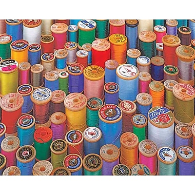 Springbok Puzzles Sew Ready! 1000 Piece Jigsaw Puzzle (33-10671)