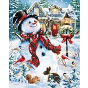 Springbok Puzzles Old Fashioned Holiday 1000 Piece Jigsaw Puzzle (34-10785)