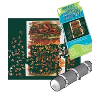 Springbok Puzzles Jigsaw Puzzle Keeper Jumbo - 2000 Pieces & Smaller Accessory (35-04005)