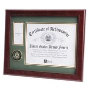 "U.S. Flag Store Army 11"" x 14"" Mahogany Wood Award Frame (83-59023)"