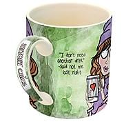 Sketchy Chics, Last Night 14 Oz. Mugs (8122006)