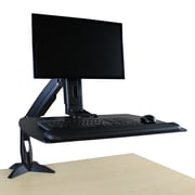 RightAngle Hover Helium Jr  Desk Converter for Single Monitor (HSSWCSSB)