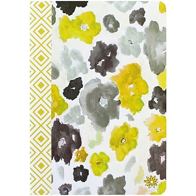 Bloom Daily Planners Watercolor Notebook, 7