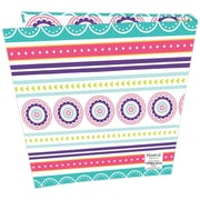 Bloom Daily Planners Medallions Fashion Binder 1""