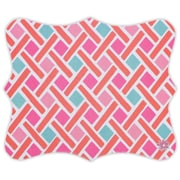 """Bloom Daily Planners Poppy Picnic Mouse Pad, 9"""" x 8"""" (PT52PZ)"""