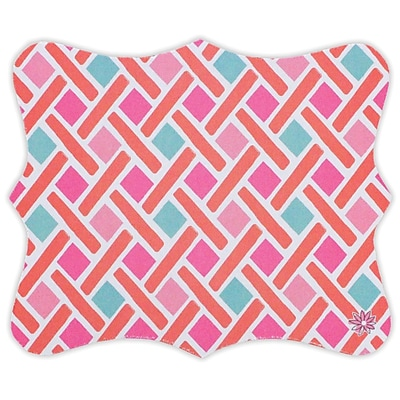 Bloom Daily Planners Poppy Picnic Mouse Pad, 9