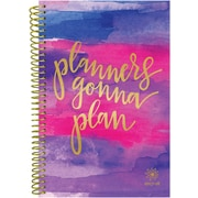 Bloom Daily Planners Planners Gonna Plan 2017-18 Academic Planner (X001C-JH6QP)