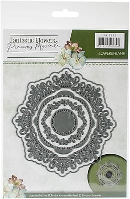 Find It Trading Flowers Frame Precious Marieke Fantastic Flowers Die (PM10092)