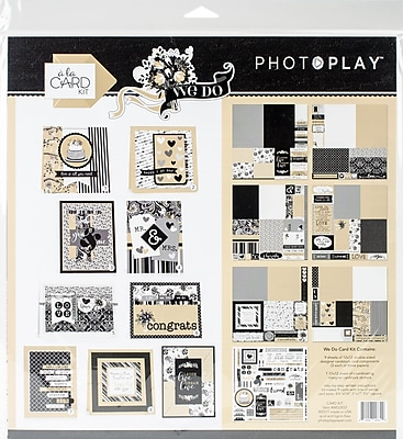 Photo Play Paper We Do A La Card Kit (WD2832)