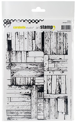 Carabelle Studio Background Wood Cling Stamp A5