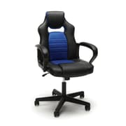 Essentials by OFM Racing Style Gaming Chair, Blue (ESS-3083-BLU)