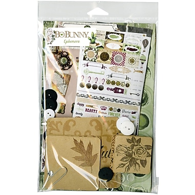 BoBunny Garden Party Ephemera Embellishments (22033403)
