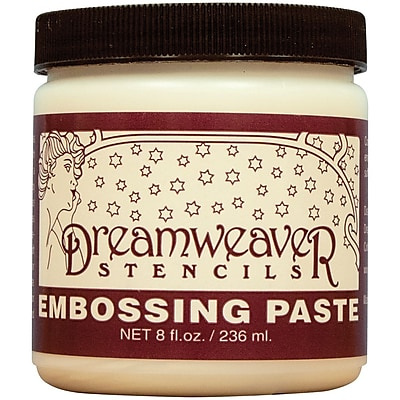 Stampendous Dreamweaver Embossing Paste, 8 oz. (DWDEPL)