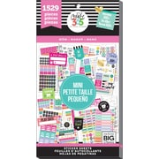 Me & My Big Ideas Mini Mom Job Create 365 Happy Planner Sticker Value Pack (PPSV-34)