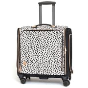 We R Memory Keepers 360 Crafter's Rolling Bag-Rose Gold Dalmatian (663080)