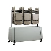 Adiroffice Chair & Table Combo Cart (690-01)