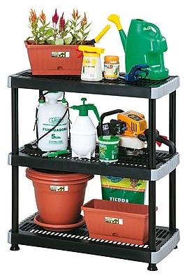RIMAX Heavy Duty 3 Tier Garage Storage Shelf (10014)