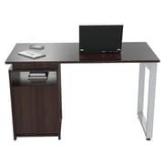 Inval America Writing Desk in Expresso-Wengue Laminates (ES8003)