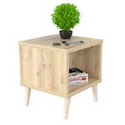 Inval America Mid-Century Scandia Collection End Table (MAS-9406)