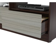 Inval America TV Stand Finished Espresso-Wengue Laminate (MTV-13919)