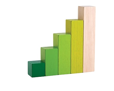 PlanToys® Ordering Blocks, 1