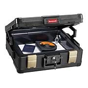 Honeywell 0.39 cu waterproof and fireproof chest (1114)