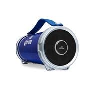 Corona 00704 Indoor Outdoor Bluetooth Speaker with Microphone Blue/Silver (00704)