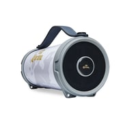 Corona 00705 Indoor Outdoor Bluetooth Speaker with Microphone White/Gold (00705)
