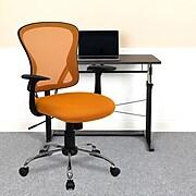 Flash Furniture Mid-Back Office Chair, Orange